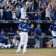Jose Bautista's Bat Flip - Tom Szczerbowski (Getty Images)