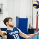 OAKVILLE, ON – Jan. 14, 2017: Sheridan vs. Humber in OCAA Volleyball action.