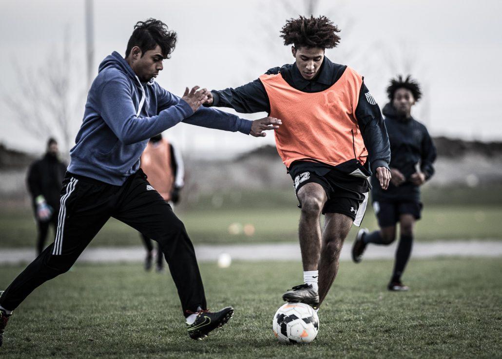 ProStars FC - Training Session