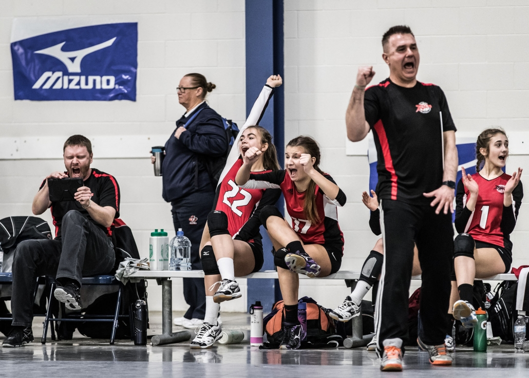 Volleyball Canada - U16 East Nationals