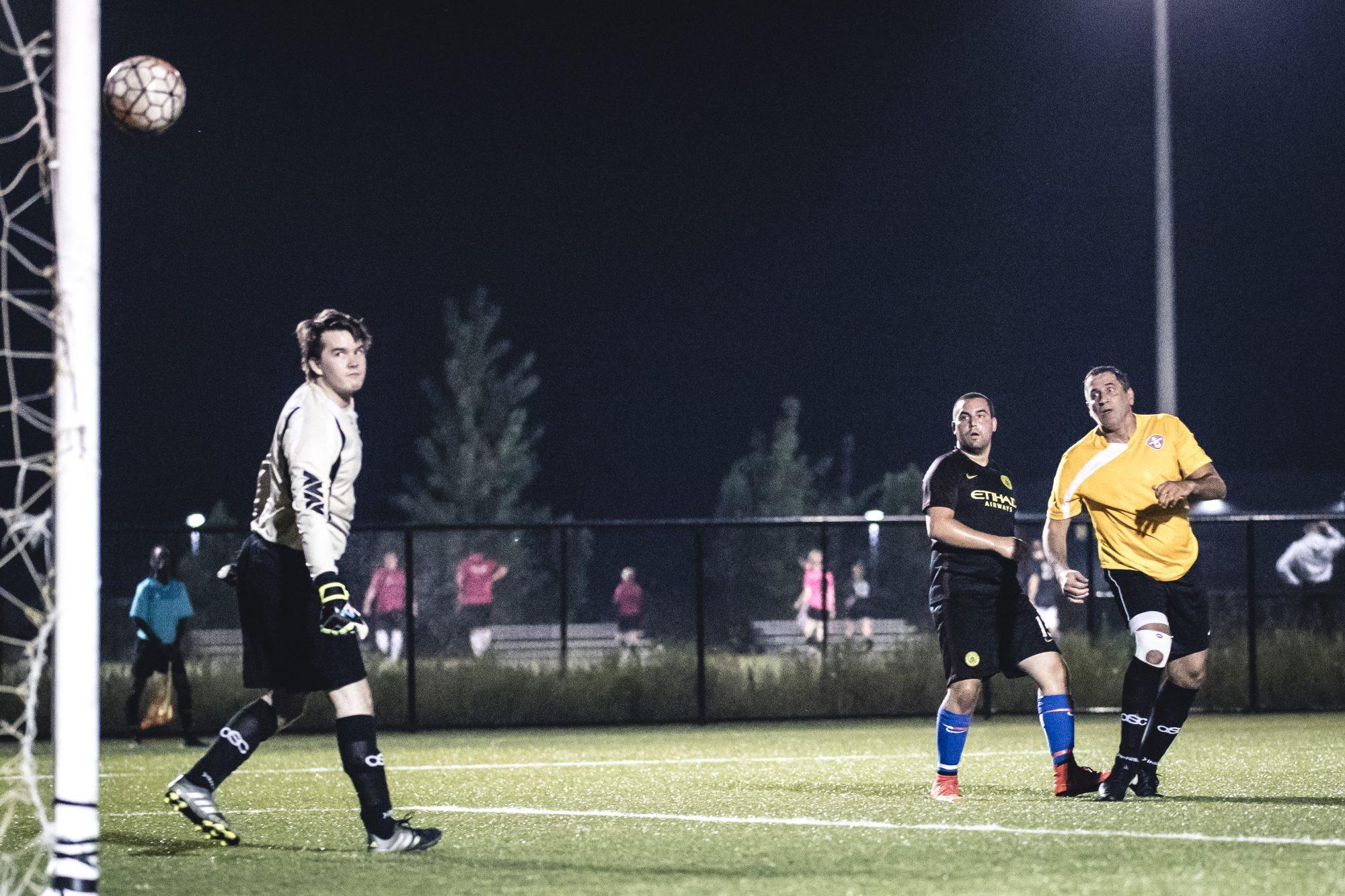 Oakville Soccer Game