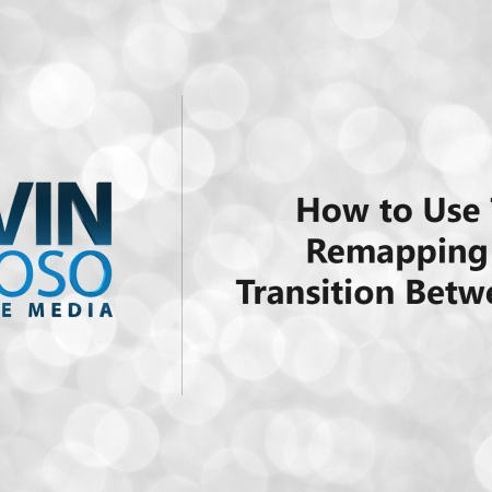 How to Use Time Remapping as a Transition Between Clips