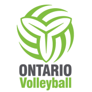 Ontario Volleyball Logo