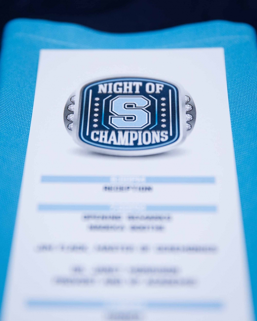 Sheridan Bruins, Night of Champions Gala at Oakville Conference Centre