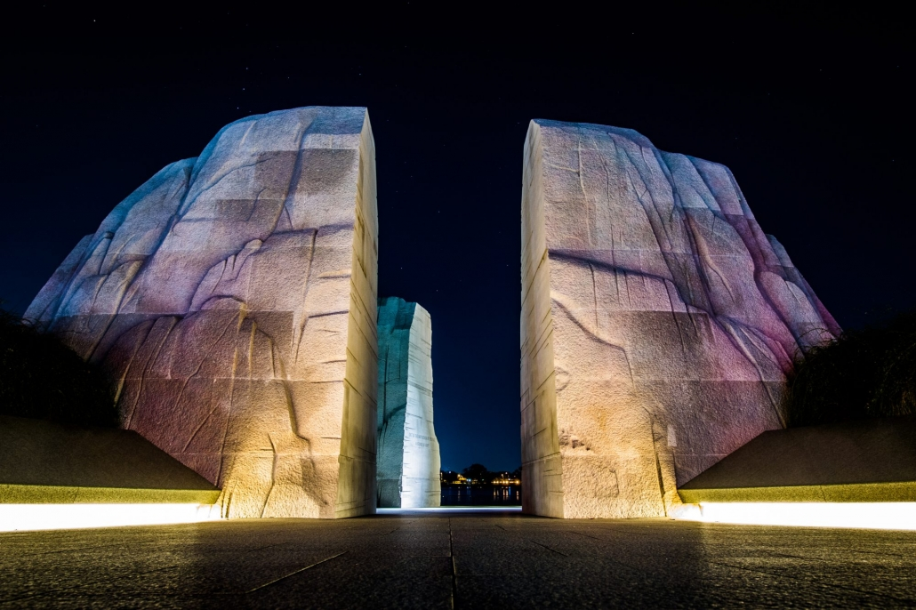 Martin Luther King Jr. Memorial in Washington, D. C.