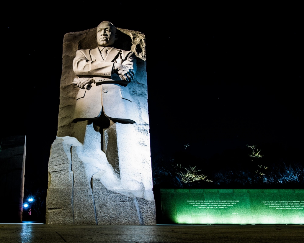 Martin Luther King Jr. Memorial in Washington, D. C.