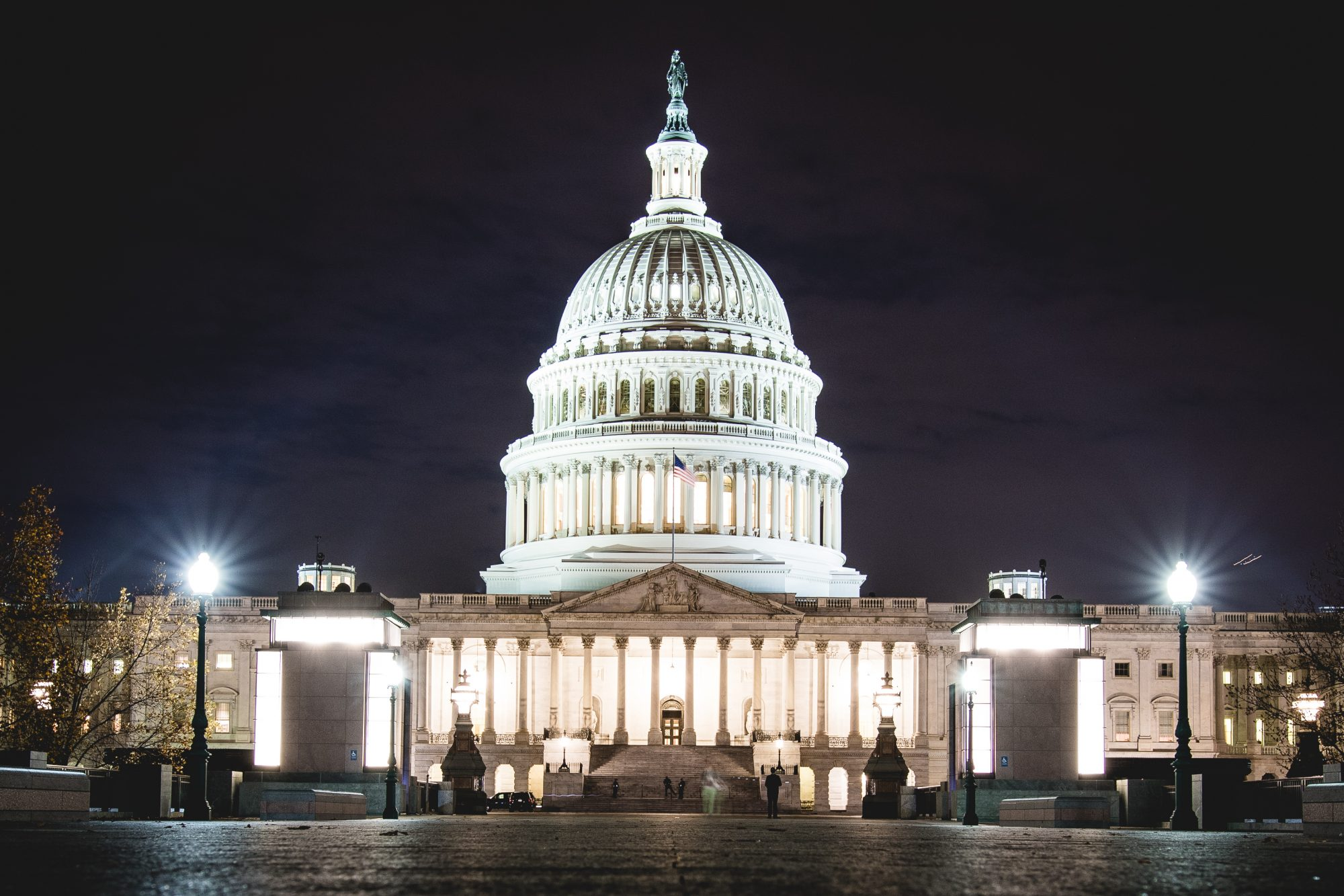 United States Capitol in Washington, D. C.