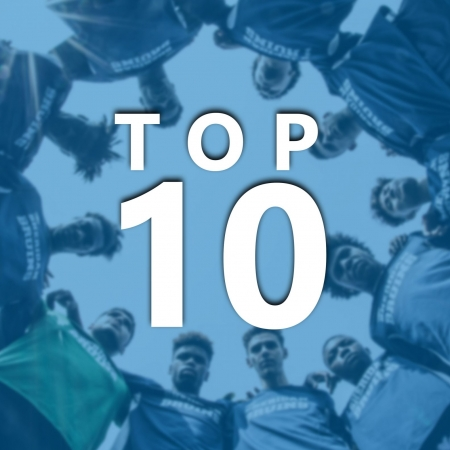 Top Ten of 2017 (Wide)
