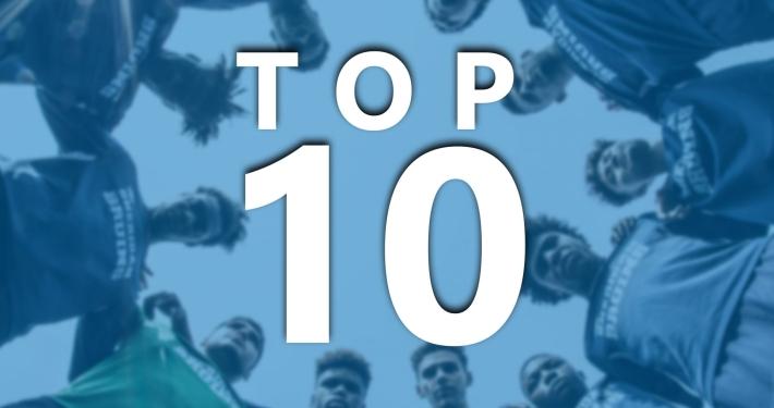 Top Ten of 2017 (Wide)