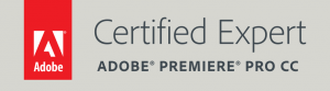 Adobe Premiere Pro CC - Certified Expert