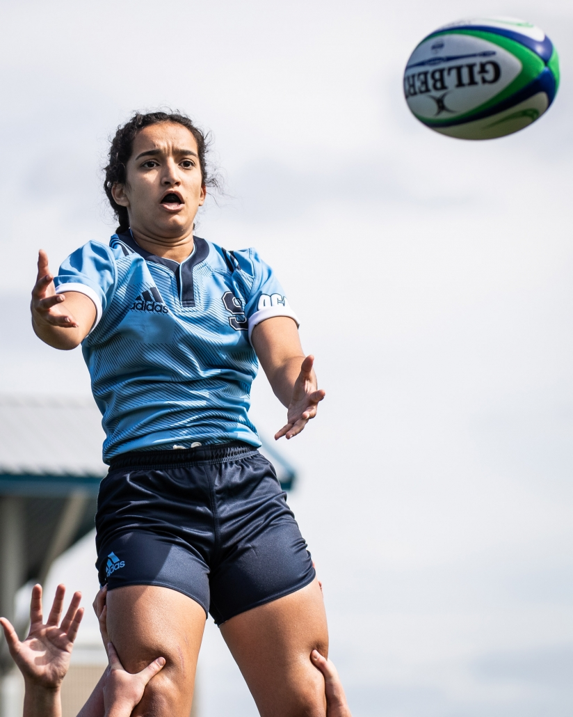 Sheridan Bruins vs. Conestoga Condors, OCAA Women's Rugby Sevens
