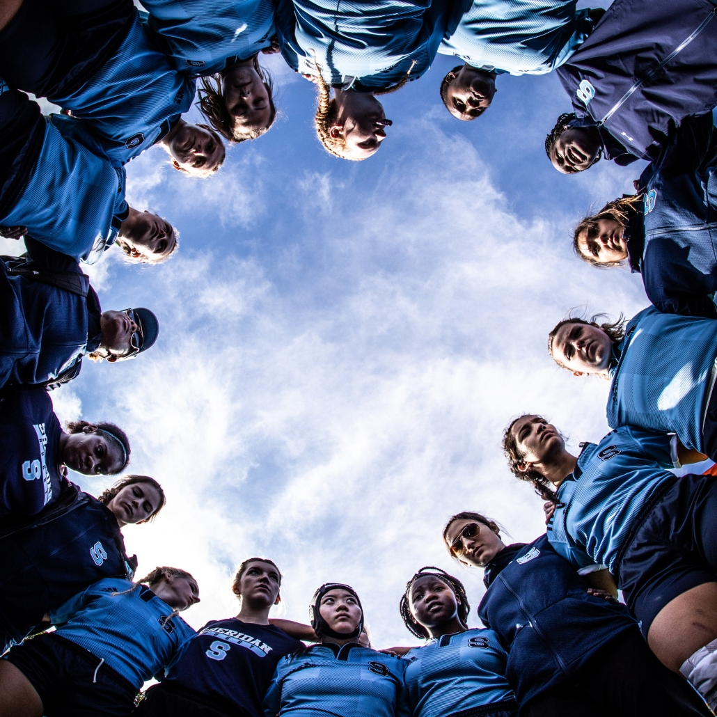 Sheridan Bruins vs. Seneca Sting, OCAA Women's Rugby Sevens
