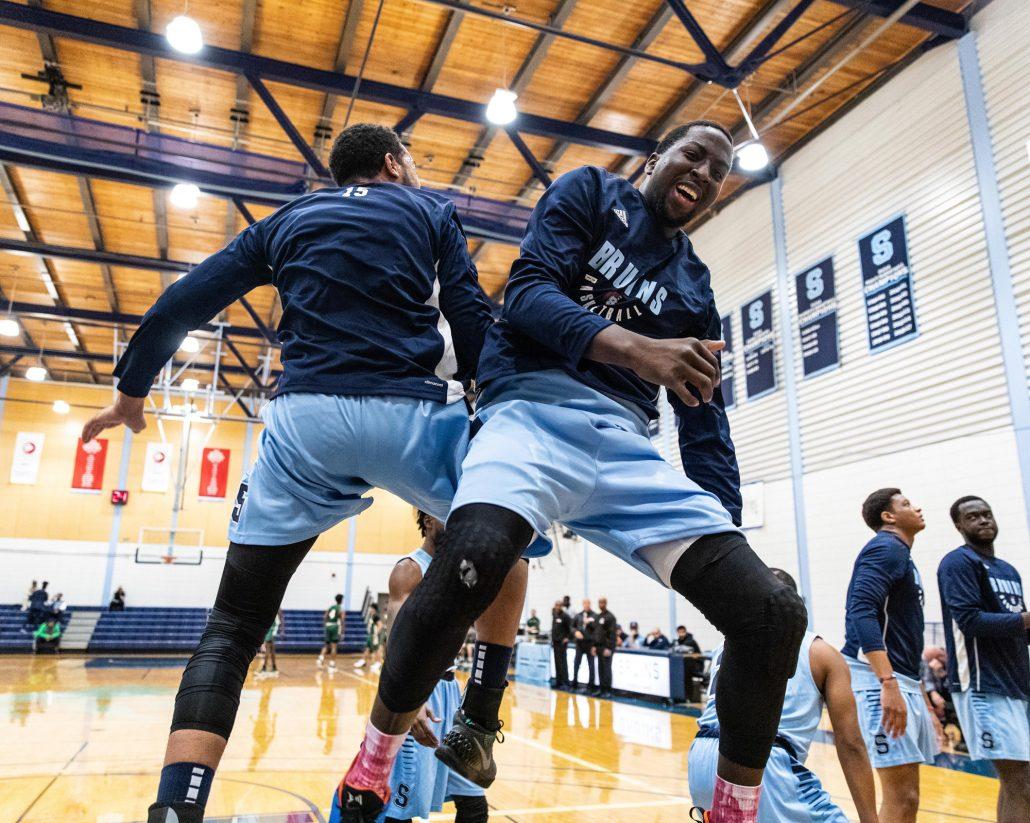 Sports Photography - OCAA Men's and Women's Basketball, Sheridan vs. St. Clair