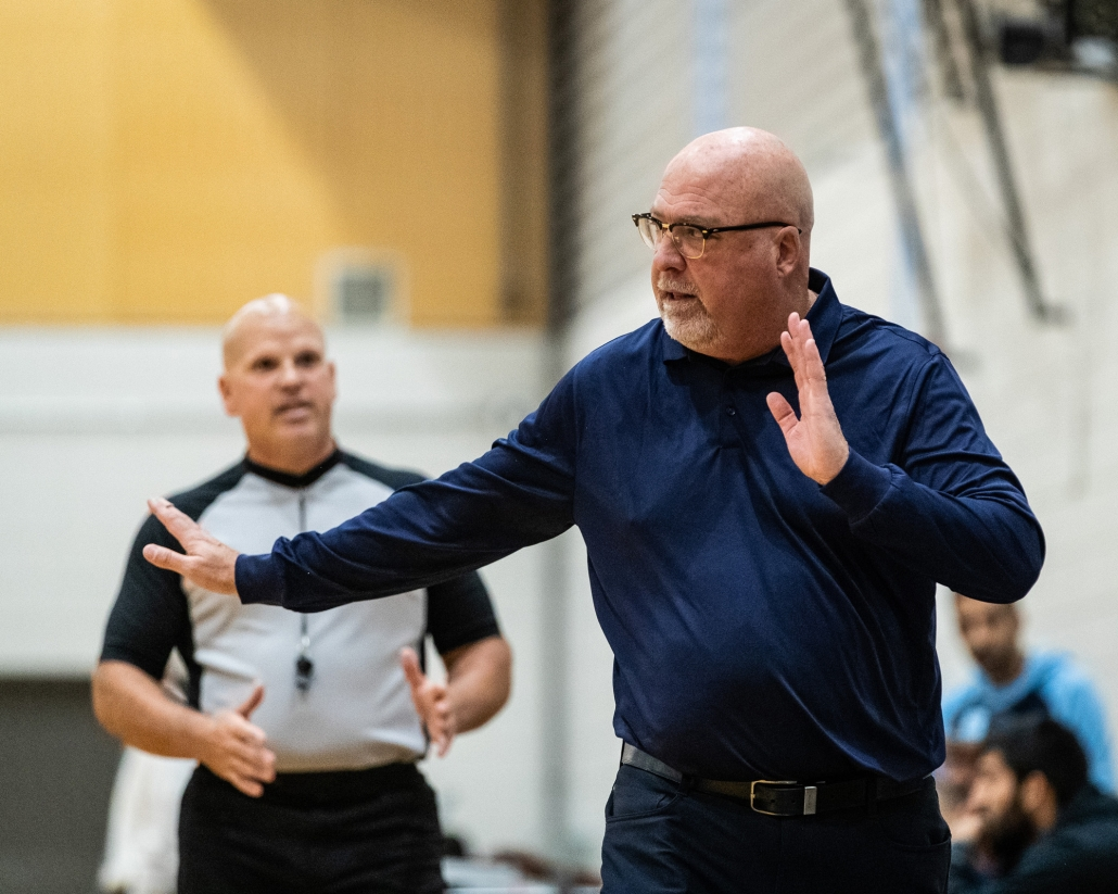 Sports Photography - OCAA Men's and Women's Basketball, Sheridan vs. St. Clair