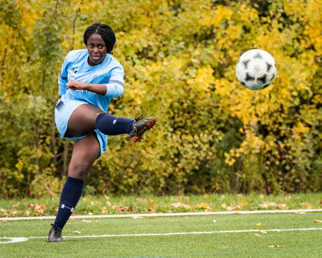 Sports Photography - OCAA Women's Soccer, Sheridan vs. St. Clair