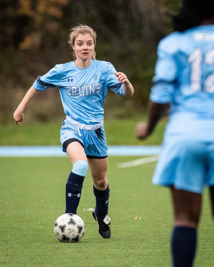 Sports Photography - OCAA Women's Soccer, Sheridan vs. St. Clair