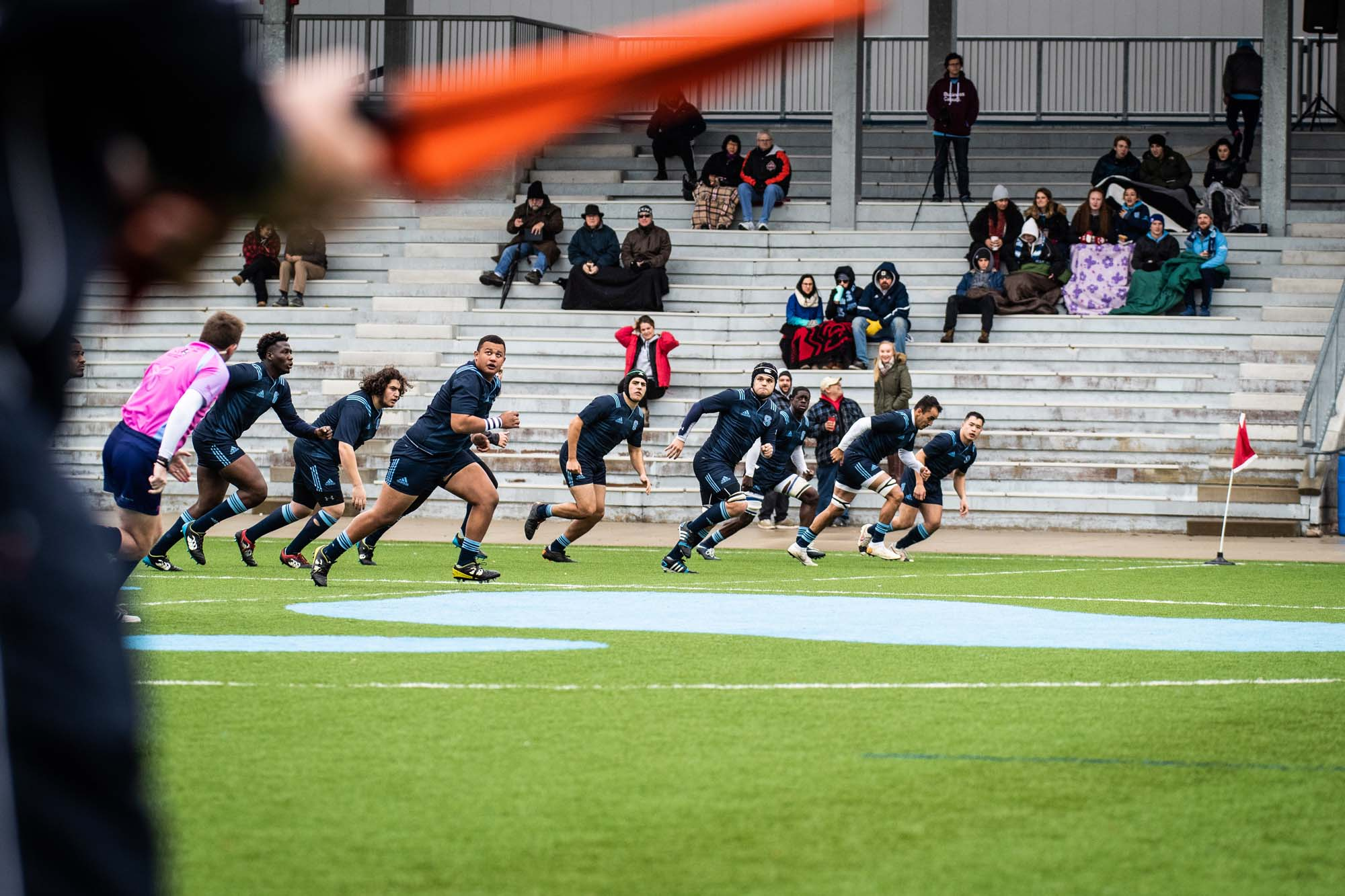 Sports Photography – OCAA Men's Rugby, Sheridan vs. St. Lawrence