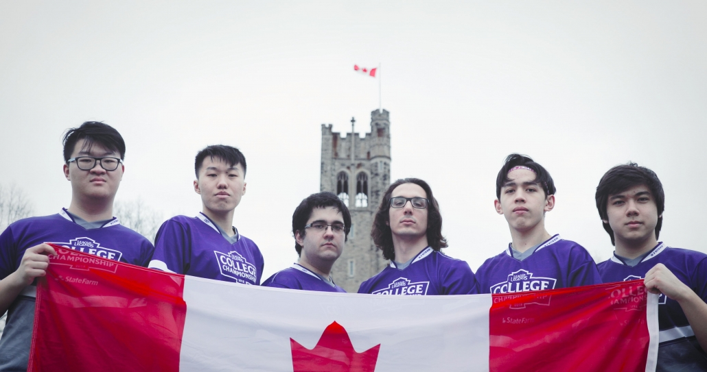 Western University - League of Legends Team