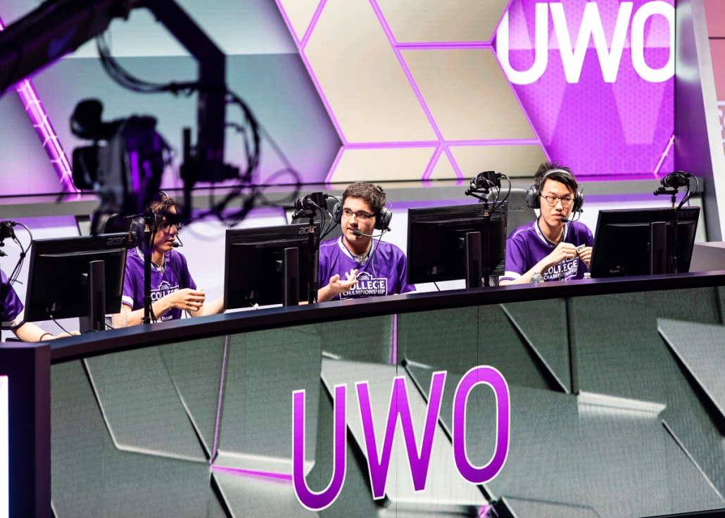 Western University – League of Legends Team Promotional Video