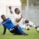 Sports Photography – League1 Ontario Regular Season, Men's Soccer, Durham United FA and Sigma FC in Mississauga, Ontario, Canada at Paramount Fine Foods Centre