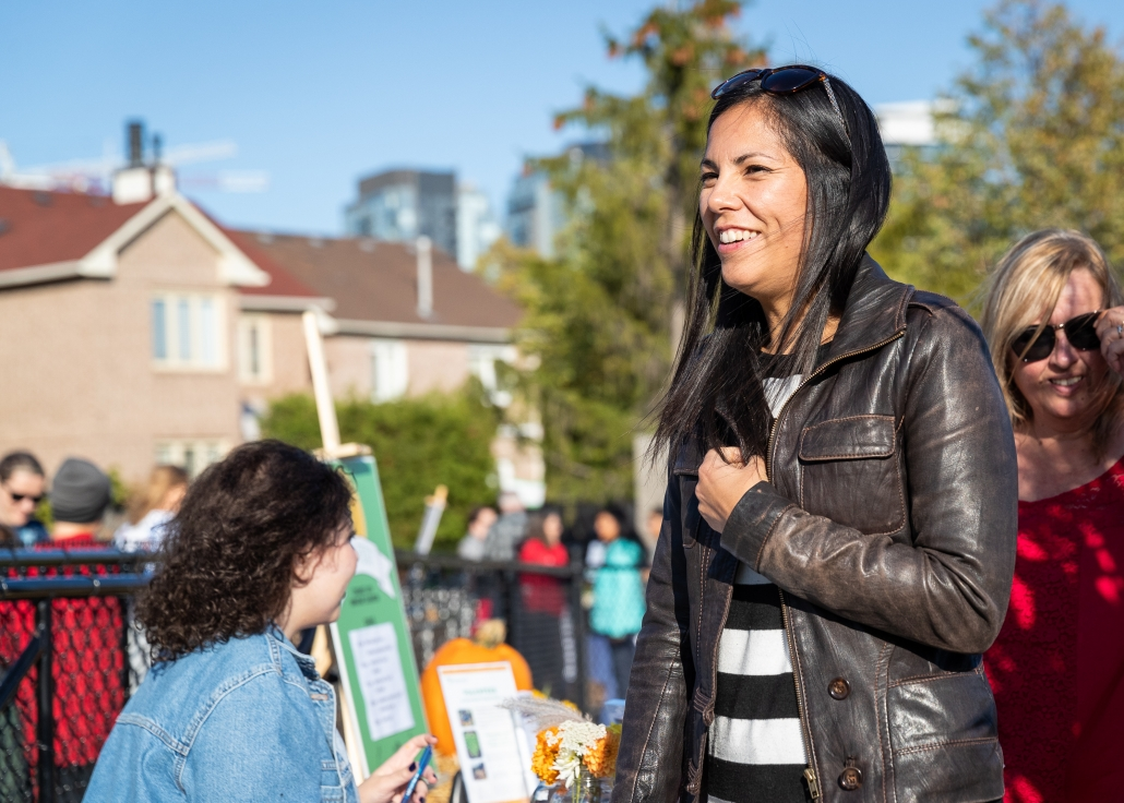 Event Photography - Ecosource Food Fest Event at St. Hilary Elementary School in Mississauga, Ontario