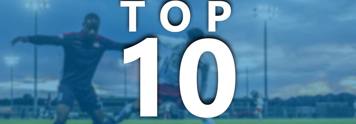 Top Ten: My Favourite Sport Images of 2019
