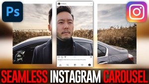 YouTube - Photoshop, Creating Effective Instagram Carousels