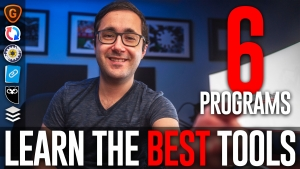 Use these 6 GREAT photography programs and tools!